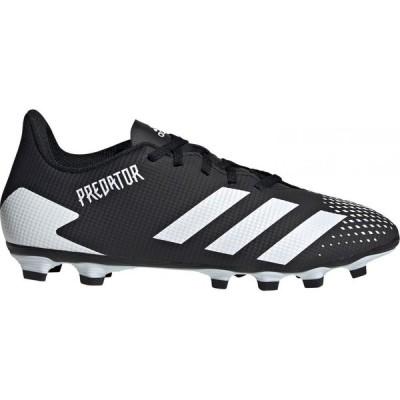 アディダス adidas メンズ サッカー スパイク シューズ・靴 Predator 20.4 FXG Soccer Cleats Black/White