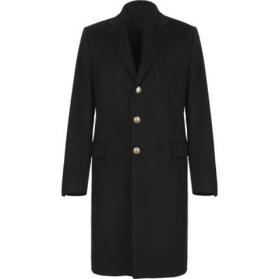 ジバンシー GIVENCHY メンズ コート アウター coat Black
