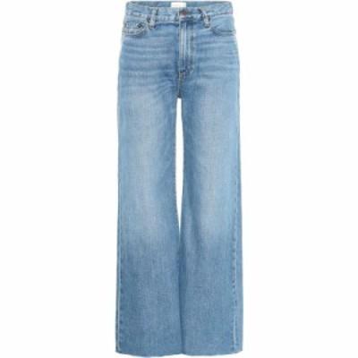 サイモンミラー Simon Miller レディース ジーンズ・デニム ボトムス・パンツ Kasson mid-rise jeans Mid Indigo Wash