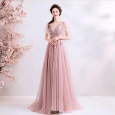 綺麗 二次会ドレス 手作り セール 人気 結婚式 花嫁 パーティードレス  プリンセスライン 素敵 ウエディングドレス 女性 ライダル ワンピ