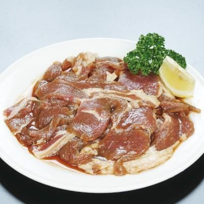 冷凍食品 業務用 長沼ラムジンギスカン 500g 柔らかい 子羊 羊 焼肉 肉
