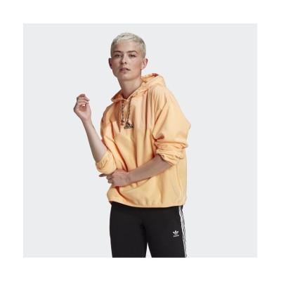 (adidas Originals/アディダス オリジナルス)R.Y.V.パーカー/レディース オレンジ