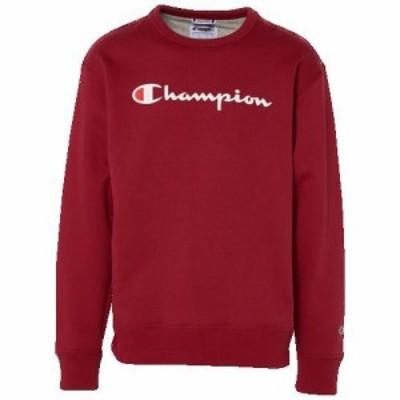 (取寄)チャンピオン メンズ パワーブレンド スクリプト グラフィック フリース クルー Champion Men's Powerblend Script Graphic Fleece
