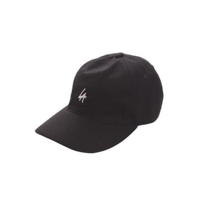 ACPG(ACPG) リネン刺繍 キャップ LA 897PA9ST1691 BLK (Men's)