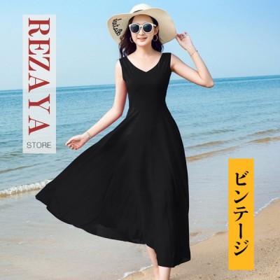 リゾートワンピース 旅行 夏 サマードレス リゾート レディースドレス ビーチドレス スカート 海辺 セクシー sexy   着痩せ 20代30代40代