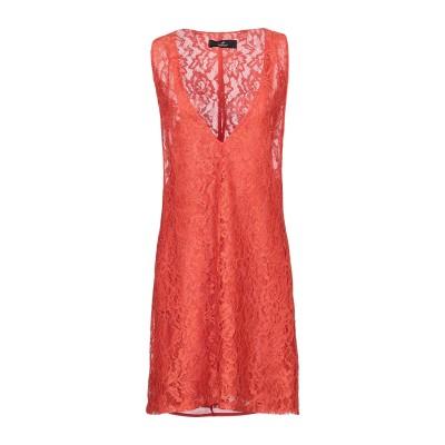 COMPAGNIA ITALIANA ミニワンピース&ドレス オレンジ 42 ポリエステル 100% ミニワンピース&ドレス