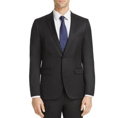 フューゴ メンズ ジャケット・ブルゾン アウター Basic Aldons Slim Fit Suit Jacket