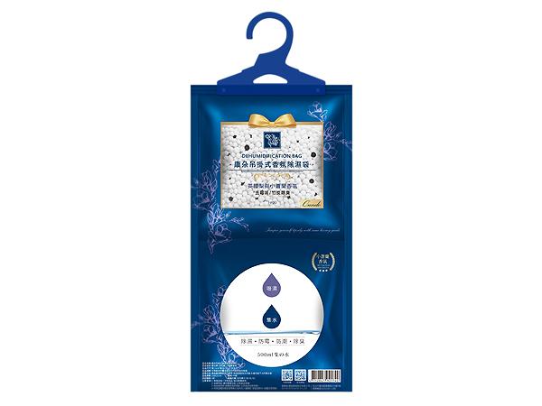 康朵~吊掛式香氛除濕袋-英國梨與小蒼蘭香氛(160g)【D921740】