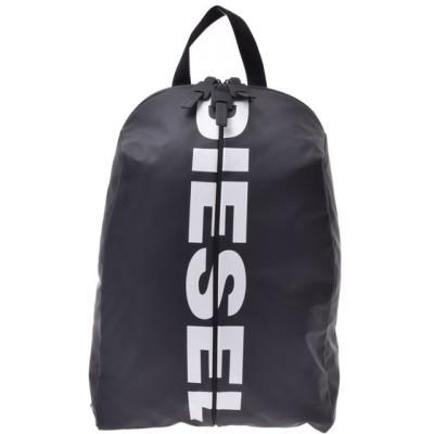 送料無料 DIESEL ディーゼル バックパック 黒 X05479 ユニセックス リュック・デイパック 未使用 銀蔵
