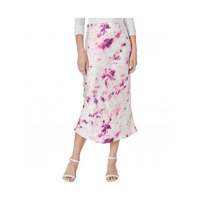 Bardot バードット レディース 女性用 ファッション スカート Kendal Bias Skirt - Purple Tie-Dye