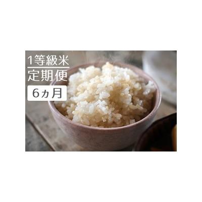 ふるさと納税 【定期便】1粒からこだわる1等級米 にこまる 玄米(5kg×6回) 福岡県小郡市