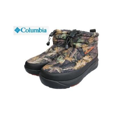 【Columbia コロンビア】YU0354-939【Timberwolf】スピンリールミニブーツ 2 ウォータープルーフ オムニヒート ウインター ブーツ  ショート丈 ユニセックス