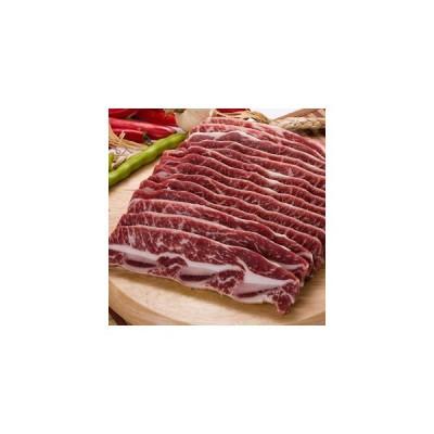 骨付きカルビ1kg 冷凍 韓国食品韓国食材お肉 牛肉骨付きカルカルビ配送日時指定必要
