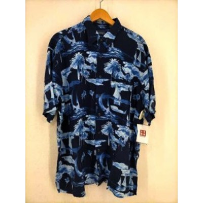 ピューリタン PURITAN アロハシャツ サイズJPN:L メンズ 【中古】【ブランド古着バズストア】