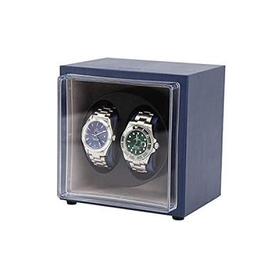 送料無料!FEI JI Wooden Watch Winder Mechanical Watch Box - Watch Automatic Shaker Me