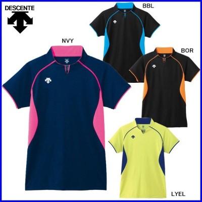 ◇ユニフォーム製作OK  デサント バレーボール 半袖ゲームシャツ プラシャツ バレーボールウェア DSS4420