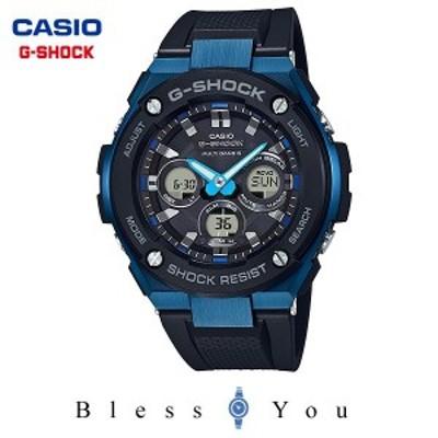 国内正規品 G-SHOCK CASIO 電波ソーラー腕時計 メンズ カシオ g-shock Gショック GST-W300G-1A2JF 新品お取寄せ 40
