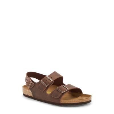 ビルケンシュトック BIRKENSTOCK メンズ サンダル シューズ・靴 'Milano' Sandal Habana Oiled