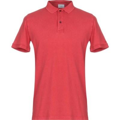 ピューテリー PEUTEREY メンズ ポロシャツ トップス polo shirt Red