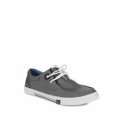 ペンギン メンズ スニーカー Clifton Canvas Sneakers