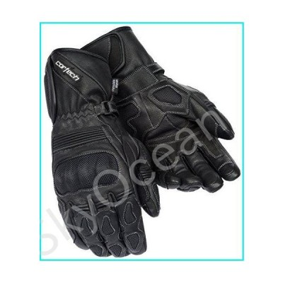 Cortech Men's Scarab 2.0 Winter Motorcycle Gloves (Black, X-Large)【並行輸入品】