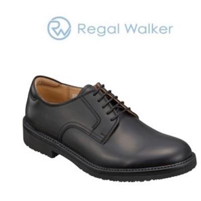 リーガル Regal Walker 革靴 紳士ビジネスシューズ プレーントゥ 101W 数量限定 奥州市産モデル (27.0cm) [AM001]