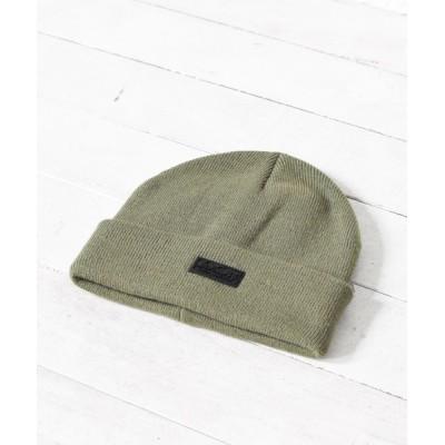 MaG. / 【WILD THINGS】MINI LOGO WATCH CAP WOMEN 帽子 > ニットキャップ/ビーニー
