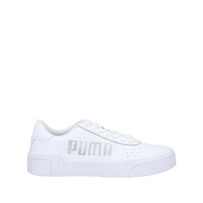 プーマ PUMA スニーカー&テニスシューズ(ローカット) ホワイト 3.5 革 スニーカー&テニスシューズ(ローカット)