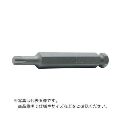 コーケン 11mmH トルクスビット(ロング) 全長80mm T45 (107.11-T45(L80)) (株)山下工業研究所