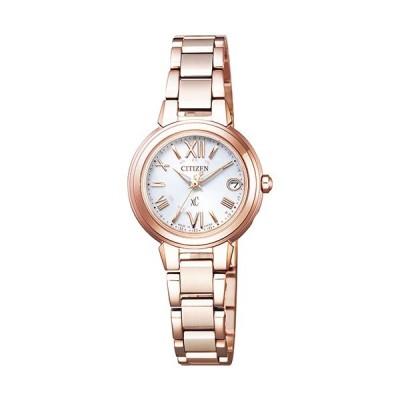 シチズン腕時計 XCクロスシーハッピーフライト ソーラー電波時計ES9435-51A