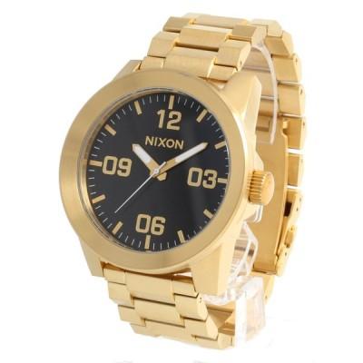 NIXON ニクソン Corporal SS コーポラル 腕時計 時計 メンズ アナログ 防水 カジュアル スポーツ シンプル 仕事 新生活 A346510