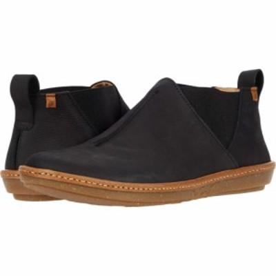 エル ナチュラリスタ El Naturalista レディース ブーツ シューズ・靴 Coral N5315 Black