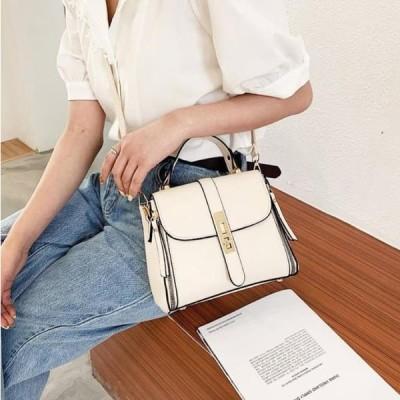 GIRLS RULE レディース ショルダーバッグ 1366 stitch two strap shoulder bag