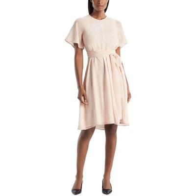 エムエメウラフール ワンピース トップス レディース M.M.LaFleur Silk Mini Dress ballet