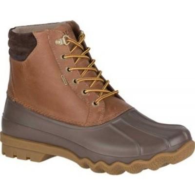 スペリートップサイダー Sperry Top-Sider メンズ ブーツ シューズ・靴 Avenue Duck Boot Tan/Brown