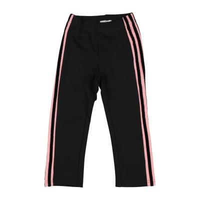 Y-CLÙ パンツ ブラック 4 ポリエステル 80% / レーヨン 16% / ポリウレタン 4% パンツ