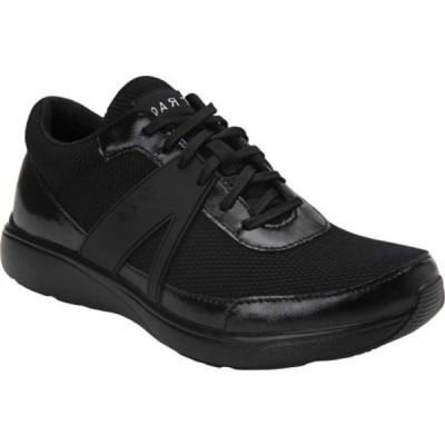 アレグリア スニーカー シューズ レディース TRAQ Qarma Sneaker (Women's) Black Diamond Leather