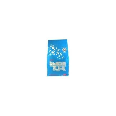 シャボン玉 スノール 紙袋 2.1kg(無添加石鹸)