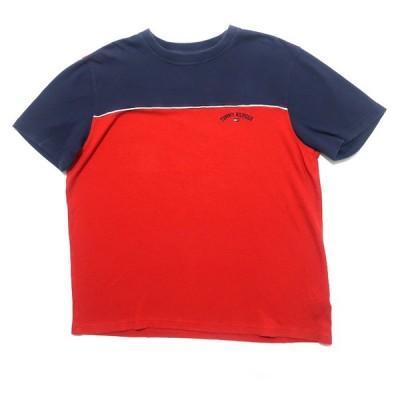トミーヒルフィガー ワンポイント ロゴ Tシャツ サイズ表記:M