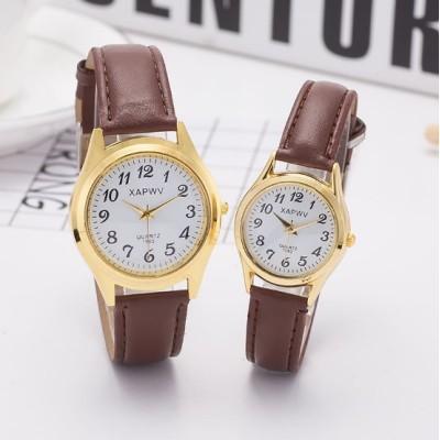 大きい文字盤のデジタルフェイスメンズ腕時計ベルトカジュアル学生カップルレディース腕時計 LD24