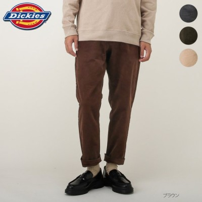 Dickies ディッキーズ イージーパンツ チノパン パンツ ロングパンツ メンズ ブランドロゴ ワッペン ストレッチ