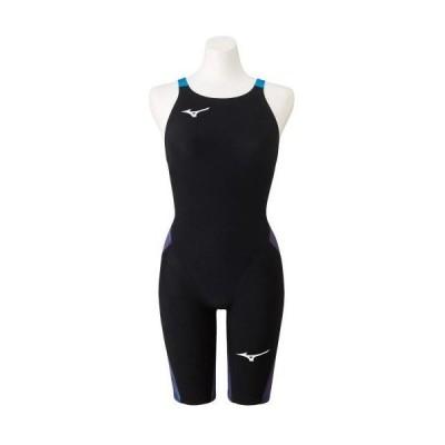 ミズノ[MIZUNO] 競泳用GX・SONIC NEO ハーフスーツ レディース FINA(国際水泳連盟)承認済み N2MG120520 【返品・交換不可】