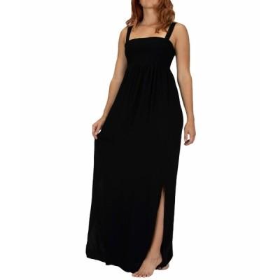 ハーレー ワンピース トップス レディース Lei Maxi Dress Black