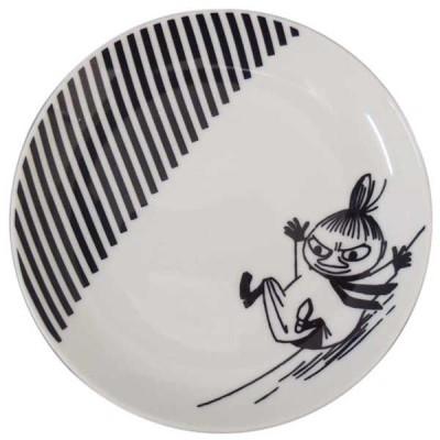 山加商店 Yamaka ムーミン Moomin ボブファンデーション Bob Foundation プレート 14cm ミイ MM702-255