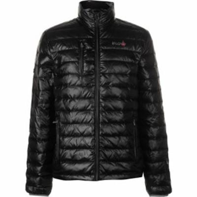 IFlow メンズ ジャケット アウター superlight jacket Black/Grey
