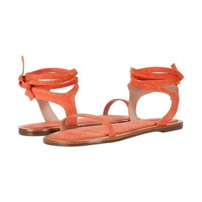 Schutz シュッツ レディース 女性用 シューズ 靴 サンダル Savi - Flame Orange Mayale