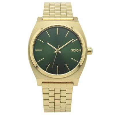 ニクソン NIXON 腕時計 A045-1919 グリーン ステンレス TIME TELLER