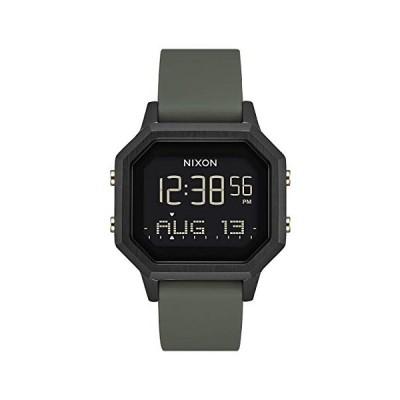 腕時計 ニクソン アメリカ A1211-178-00 NIXON Siren SS A1211 - Black/Fatigue - 100m Water Resistant W