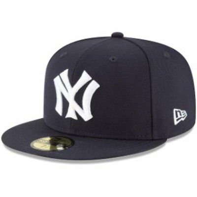 New Era ニュー エラ スポーツ用品  New Era New York Yankees Navy Cooperstown Collection Wool 59FIFTY Fitted Hat