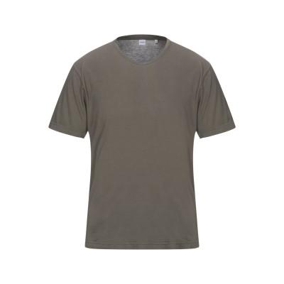 アスペジ ASPESI T シャツ ミリタリーグリーン XL コットン 100% T シャツ